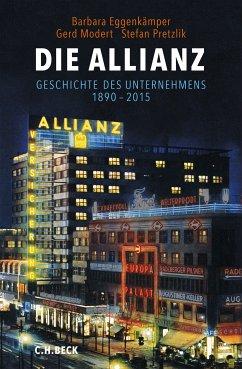 Die Allianz (eBook, ePUB) - Eggenkämper, Barbara; Modert, Gerd; Pretzlik, Stefan