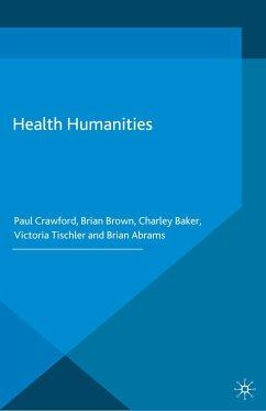 Health Humanities (eBook, PDF)