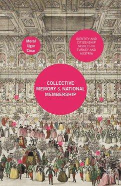 Collective Memory and National Membership (eBook, PDF)