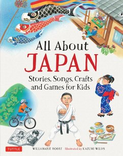 All About Japan (eBook, ePUB) - Moore, Willamarie