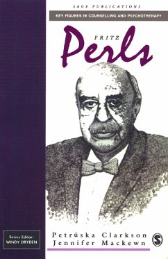 Fritz Perls (eBook, PDF) - Clarkson, Petruska; Mackewn, Jennifer