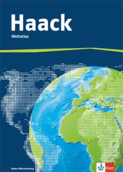 Der Haack Weltatlas - Ausgabe Baden-Württemberg