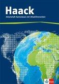 Der Haack Weltatlas. Arbeitsheft Kartenlesen mit Atlasführerschein