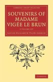 Souvenirs of Madame Vigee Le Brun 2 Volume Set
