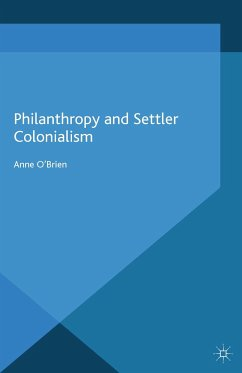 Philanthropy and Settler Colonialism (eBook, PDF)