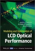 Modeling and Optimization of LCD Optical Performance (eBook, ePUB)