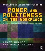 Power and Politeness in the Workplace (eBook, PDF)