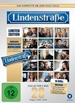 Die Lindenstraße - Das komplette 28. Jahr, Folg...