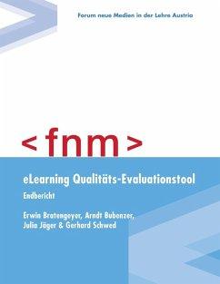 eLearning Qualitäts-Evaluationstool (eBook, ePUB)