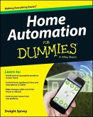 Home Automation For Dummies (eBook, PDF)