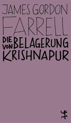 Die Belagerung von Krishnapur (eBook, ePUB)