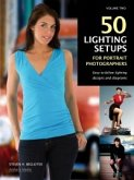 50 Lighting Setups for Portrait Photographers (eBook, PDF)