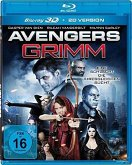 Avengers Grimm (Blu-ray 3D)