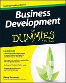 Business Development For Dummies (eBook, PDF)