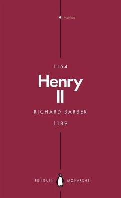 Henry II (Penguin Monarchs) (eBook, ePUB) - Barber, Richard
