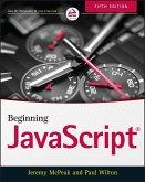 Beginning JavaScript (eBook, ePUB)