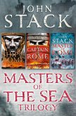 Masters of the Sea Trilogy: Ship of Rome, Captain of Rome, Master of Rome (eBook, ePUB)