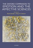 Oxford Companion to Emotion and the Affective Sciences (eBook, PDF)