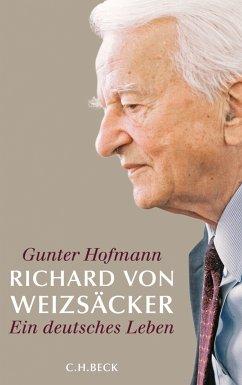 Richard von Weizsäcker (eBook, ePUB) - Hofmann, Gunter