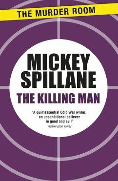 The Killing Man (eBook, ePUB) - Spillane, Mickey