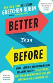 Better Than Before (eBook, ePUB)