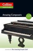 Amazing Composers: A2-B1 (Collins Amazing People ELT Readers) (eBook, ePUB)