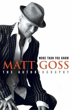 More Than You Know (eBook, ePUB) - Goss, Matt