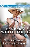 The Cowboy's Little Surprise (Mills & Boon American Romance) (The Hitching Post Hotel, Book 1) (eBook, ePUB)