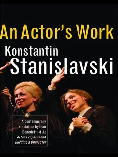 An Actor's Work (eBook, PDF) - Stanislavski, Konstantin