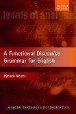 A Functional Discourse Grammar for English (eBook, PDF)