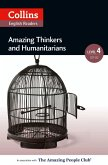 Amazing Thinkers & Humanitarians: B2 (Collins Amazing People ELT Readers) (eBook, ePUB)