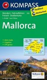 Kompass Karte Mallorca
