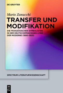 Transfer und Modifikation - Zanucchi, Mario