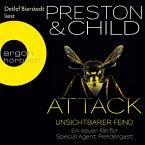 Attack - Unsichtbarer Feind / Pendergast Bd.13 (MP3-Download)