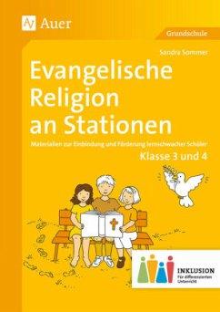 Evangelische Religion an Stationen 3-4 Inklusion