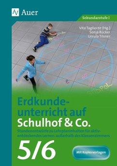 Erdkundeunterricht auf Schulhof & Co. Klasse 5-6