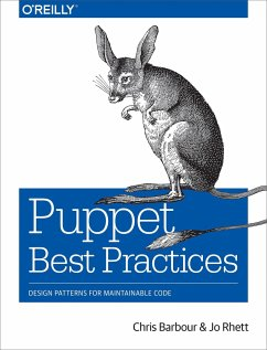 Puppet Best Practices - Barbour, Chris; Rhett, Jo
