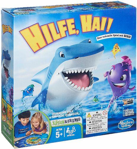 Hilfe Hai Spiel