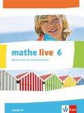 mathe live. Schülerbuch 6. Schuljahr. Ausgabe W