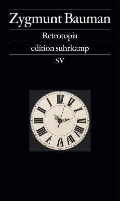 Retrotopia - Bauman, Zygmunt