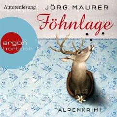 Föhnlage / Kommissar Jennerwein ermittelt Bd.1 (MP3-Download) - Maurer, Jörg