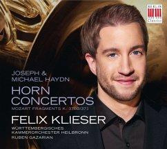 Hornkonzerte - Klieser,Felix/Wuko