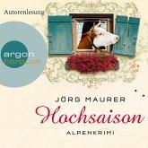 Hochsaison / Kommissar Jennerwein Bd.2 (MP3-Download)