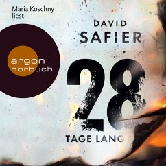 28 Tage lang (MP3-Download) - Safier, David