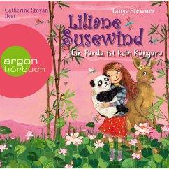 Ein Panda ist kein Känguru / Liliane Susewind Bd.6 (MP3-Download) - Stewner, Tanya