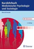 Kurzlehrbuch Medizinische Psychologie und Soziologie (eBook, PDF)