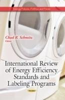 International Review of Energy Efficiency Standards & Labeling Programs