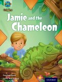 Project X Origins: Turquoise Book Band, Oxford Level 7: Hide and Seek: Jamie and the Chameleon