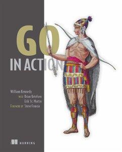 Go in Action - Ketelsen, Brian; St Martin, Erica; Kennedy, William