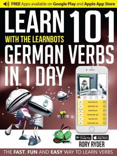 Learn 101 German Verbs In 1 Day - Ryder, Rory